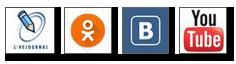 Ссылки на социальные сети